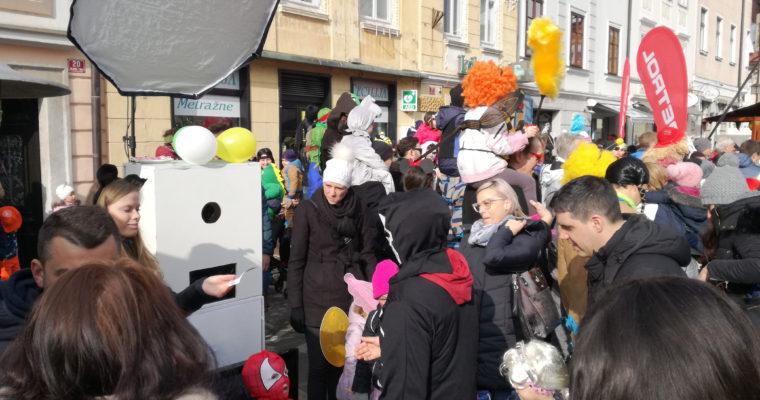 Pustni karneval v Kranju 2018